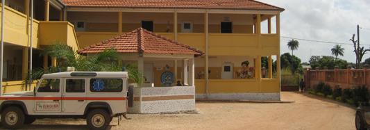 La prossima missione in Guinea Bissau