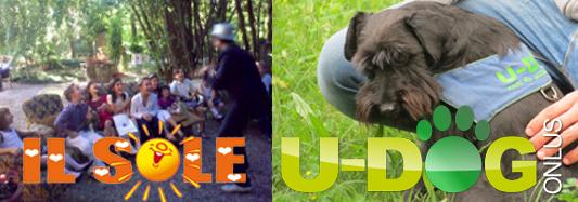 Animazioni e attività ludico ricreative con i cani al Puzzle's Day!