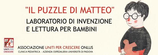 """""""Il Puzzle di Matteo"""", un laboratorio speciale per bambini"""