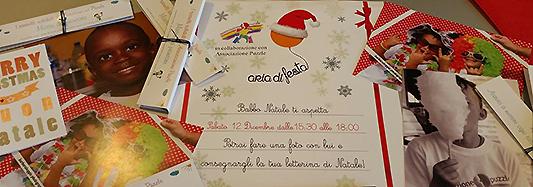 Aria di Festa: folletti e palloncini per i piccoli pazienti