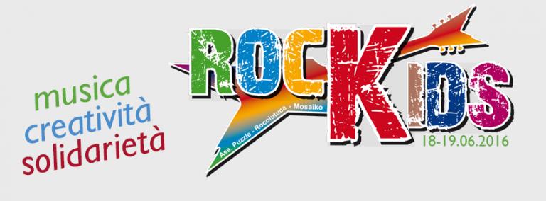 ROCKIDS – Rock@theCastle: musica, creatività & solidarietà