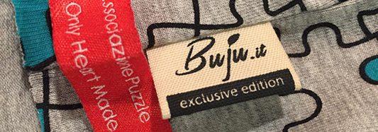 Solidarietà con un tocco glamour: grazie Buju!