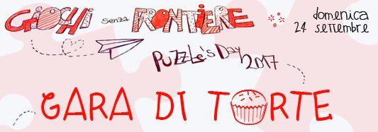 Torna la gara di torte al Puzzle's Day 2017!