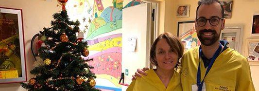 Psicologa in reparto: i primi 5 mesi della dr.ssa Bonato