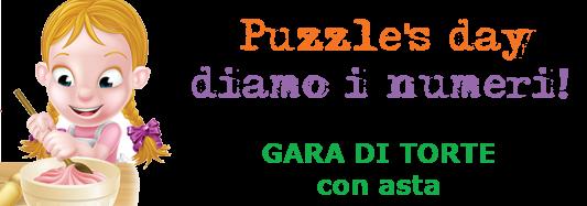 Torte pazze al Puzzle's Day 2018!