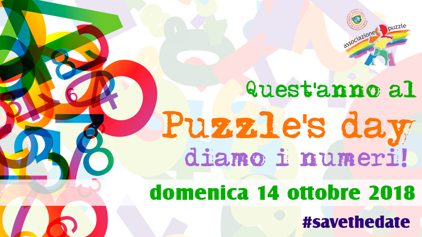 Puzzle's Day 2018…diamo i numeri!