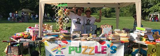 """""""Rigiocattolo Puzzle"""", una bellissima catena di solidarietà"""