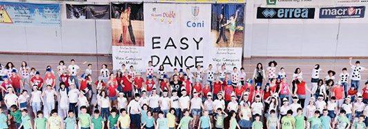 """""""La magica notte dei Musical"""": la danza solidale di Easy Dance"""