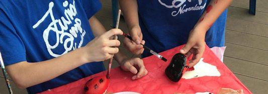 Con Junior Camp: centri estivi #con e #per Puzzle