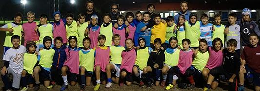 Under 12 Valsugana Rugby Padova: piccoli volontari crescono